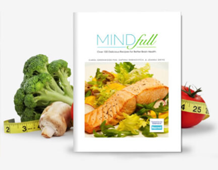 Mindfull: Over 100 Delicious Recipes for Better Brain Health