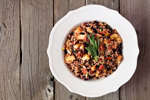 Recipe of the Day - Wild Rice Salad